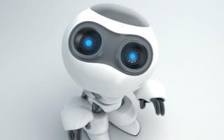 我家来了机器人